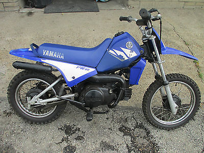 yamaha pw 80 dirt bike motorcycles for sale