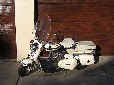 Cushman : Super Silver Eagle 1962 cushman super silver eagle shriner bike