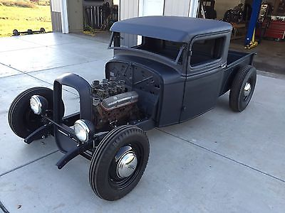 Ford : Other 1932 ford truck hot rat rod scta project