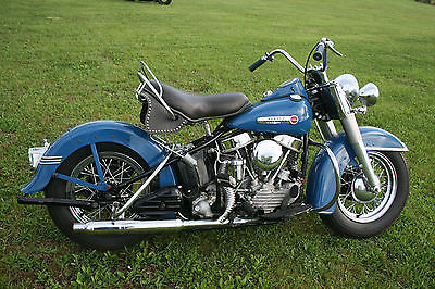 1950 Harley Panhead Motorcycles For Sale