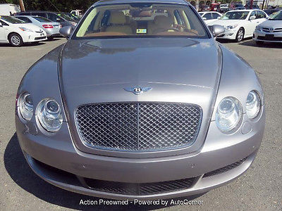 Bentley : Continental Flying Spur Continental Flying Spur 2007 bentley continental flying spur