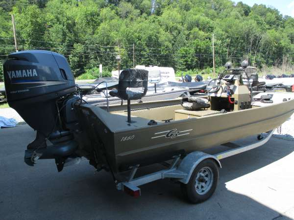2011 G3 BOATS Jet Tunnel 1860 CCJ