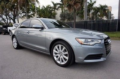 Audi : A6 2.0T Premium NAVIGATION TURBO STYLE PACKAGE QUATTRO AWD LOW MILES CALL DAVID 281 248 7835
