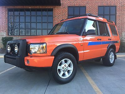 Land Rover : Discovery G4 Edition 2004 land rover discovery g 4 edition one of two hundred locking diffs rare