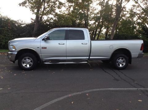 2012 RAM 2500 4 DOOR CREW CAB LONG BED TRUCK