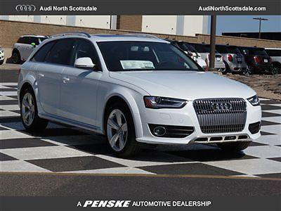 Audi : Allroad Premium Plus Technology Quattro New 15 Audi Allroad Bluetooth Heated Leather Sirius XM LED's Sirius XM AWD