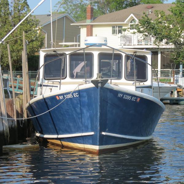 2001 B&D South Shore Downeast Cruiser