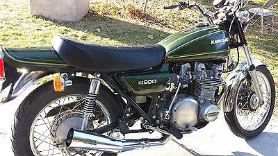 Kawasaki : Other 1976 kawasaki kz 900 z 1 900