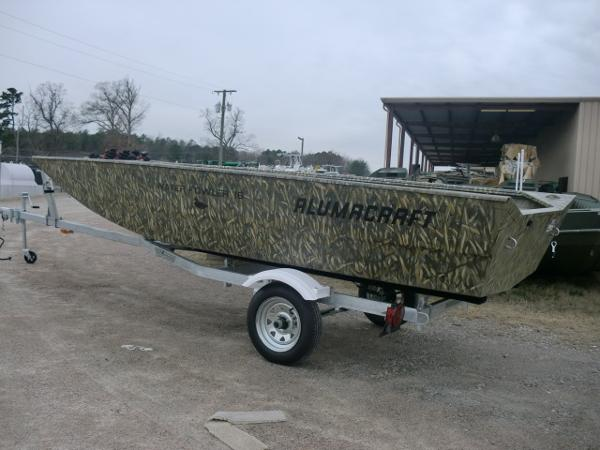 2015 Alumacraft Waterfowler 16