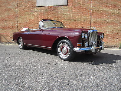 Bentley : Other S3 Continental Convertible By Mulliner Park Ward 1965 bentley s 3 continental convertible by mulliner park ward