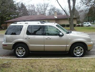 Mercury : Mountaineer 2007 mercury mountaineer premier sport utility 4 door 4.6 l