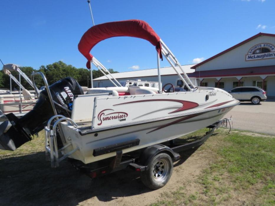 2006 Lowe Tahiti 192 WITH 150HP OPTIMAX