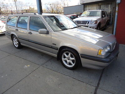 Volvo : 850 GLT WAGON 1995 volvo 850 glt wagon 128 k 3 rd row 1 owner serviced looks runs like new