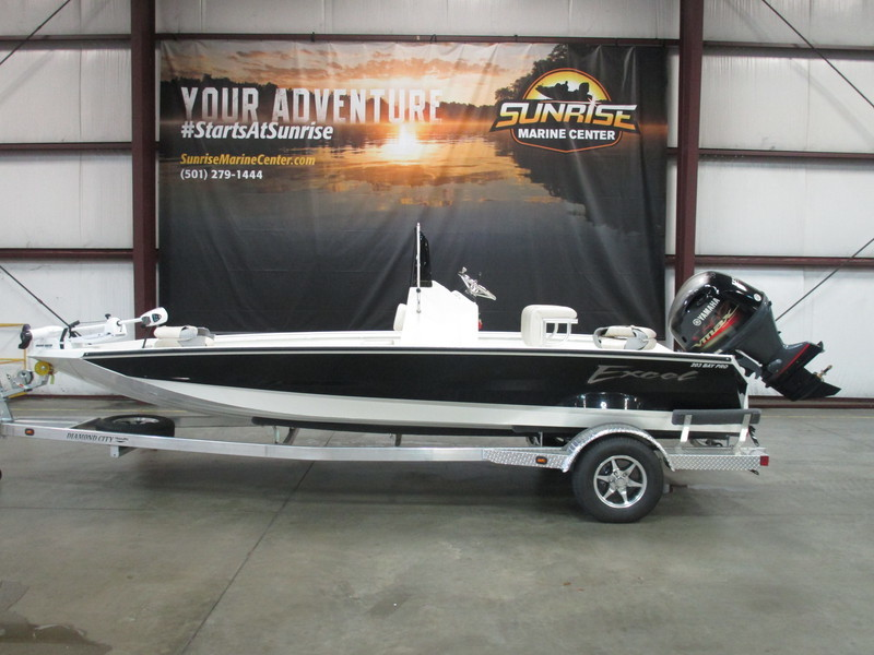 2015 Excel Boats 203 Bay Pro