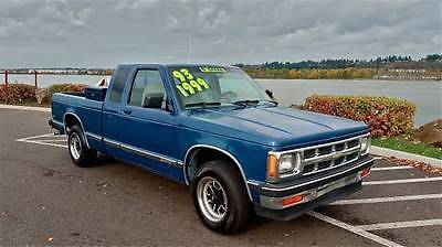 1993 chevrolet s 10 cars for sale rh smartmotorguide com 1995 Chevy S10 1990 Chevy S10