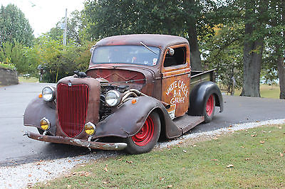 Ford : Other Pickups NO 1936 rat rod the perfect christmas gift for your man