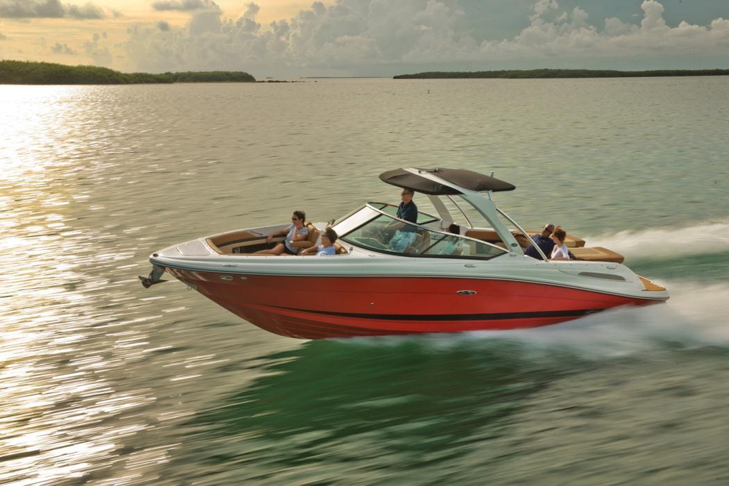 2015 Sea Ray Sport Boat 270 SLX