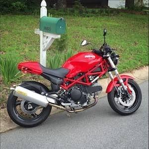 2008 Ducati Monster 695