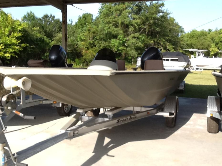 2011 Alumacraft All-Welds MV 1860 AW SC