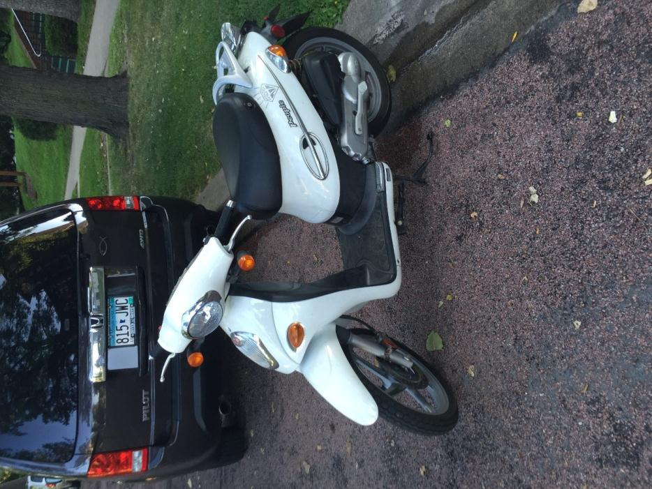 2008 Kymco People 50 SCOOTER
