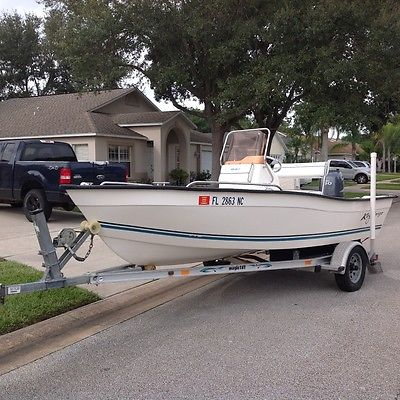 Key Largo 160 Center Console Boats for sale
