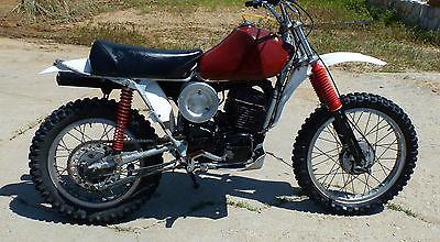 Husqvarna : WR400 1974 husqvarna wr 400 wr 400 wr 400 cr 400 vmx