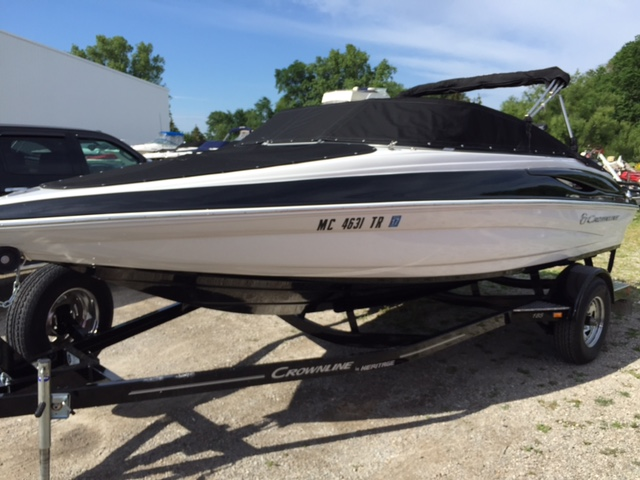 2013 Crownline 185 SS