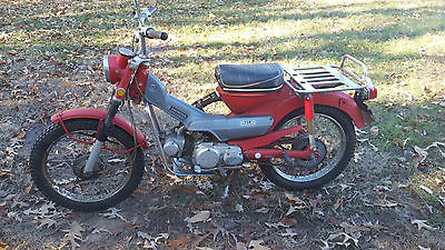 Honda : CT 1969 honda ct 90 with title