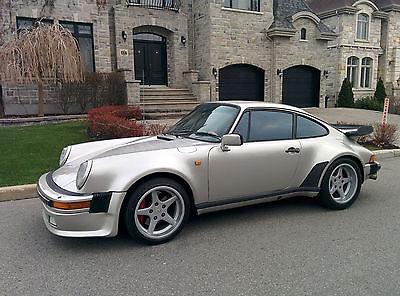 Porsche : 930 1982 porsche 911 turbo 930