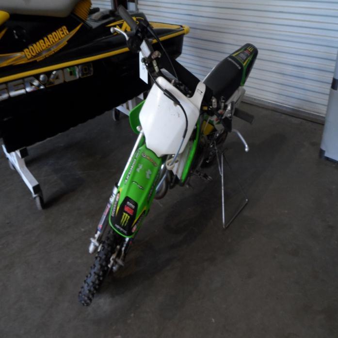 2008 Kawasaki KX65