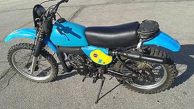 Yamaha : Other 1978 it 175 it 175 yamaha enduro vintage