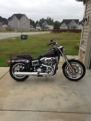 Harley-Davidson : Dyna 2016 harley davidson dyna low rider 653 miles good opportunity