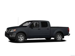 2012 Nissan Frontier 4wd Crew Cab Swb Auto Sl