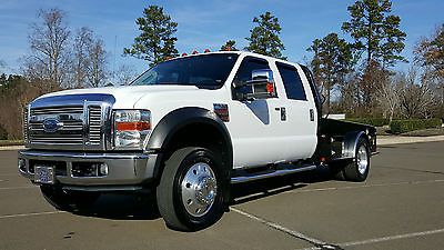 Ford : Other Pickups F-550 Lariat 2008 ford f 550 super duty lariat diesel low miles great condition
