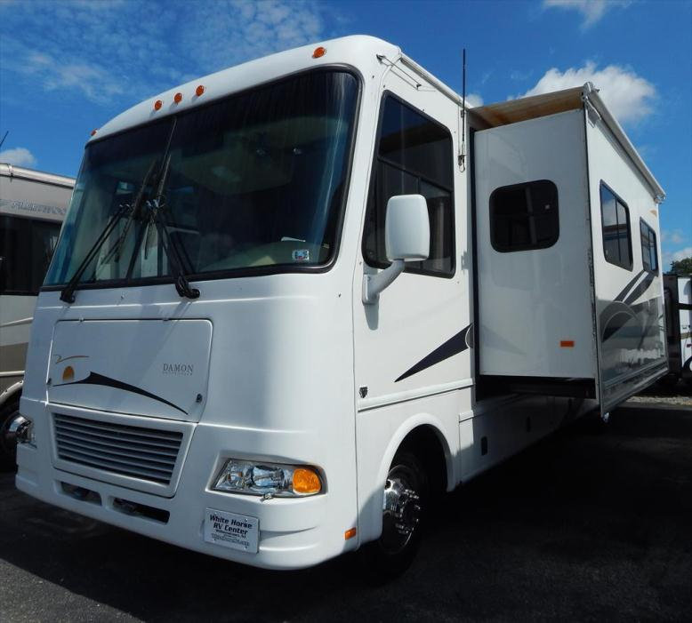 2007 Damon Daybreak 3276 Two Bedroom Double Slide