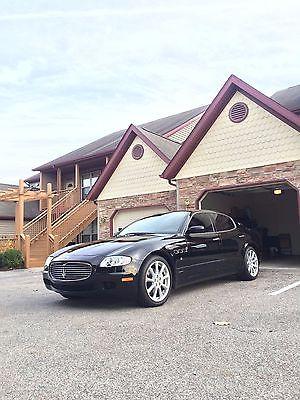 Maserati : Quattroporte Maserati