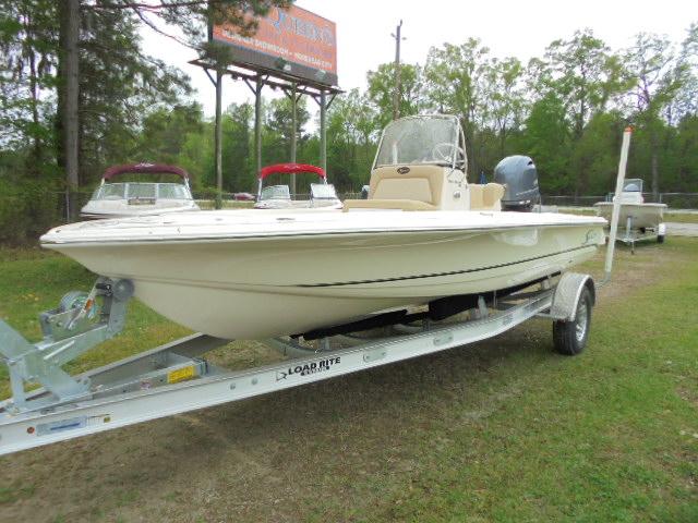 2015 Scout Bay Boat 191 Bay Scout