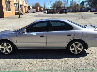 Acura : TL Type S 2002 acura tl type s 1 owner no accidents clean carfax low miles
