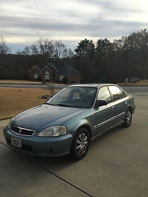 Honda : Civic Honda Civic/ S, 4DR 2000 honda civic