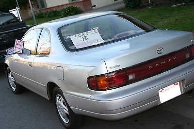 Toyota : Camry Coupe 1994 toyota camry le coupe with new engine