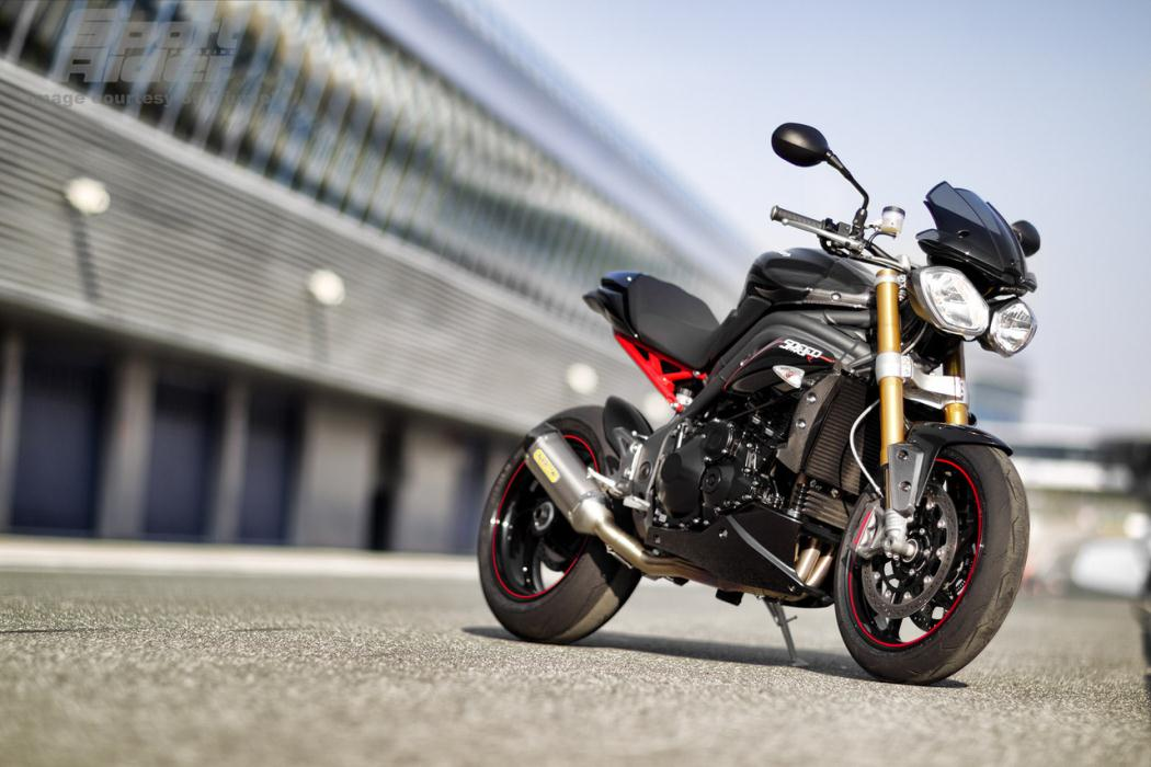 2012 Triumph Speed Triple R ABS