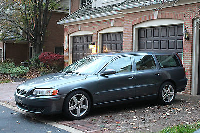 Volvo : V70 V70R Six Speed Manual - 2 Owners - Includes all Maintenance Records