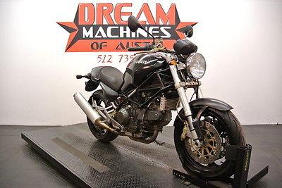 Ducati : Monster 2000 Monster 900 Dark I.E *Manager's Special* 2000 ducati monster 900 dark i e manager s special we ship finance bikes