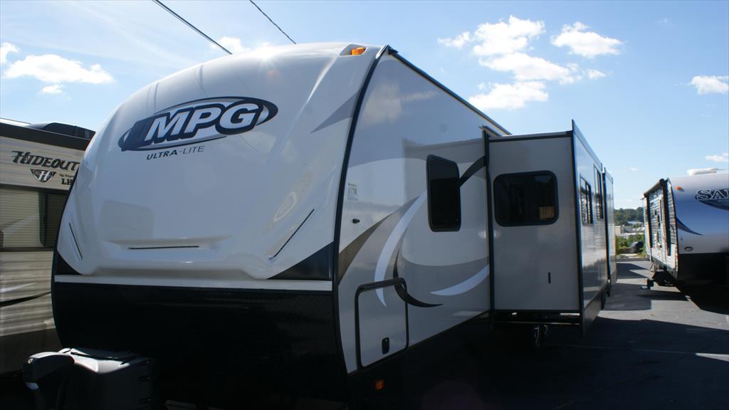 2014 Heartland Gateway 3200 RS