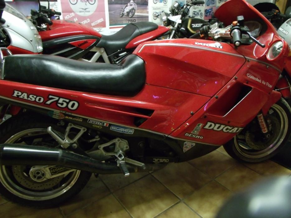 Ducati 750 Paso Motorcycles for sale