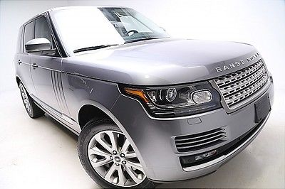 Land Rover : Range Rover HSE WE FINANCE! 2013 Land Rover Range Rover HSE Sunroof Nav Cooled Seats