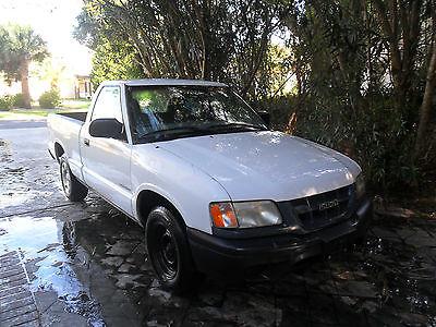 Isuzu : Hombre 2000 isuzu hombre pick up truck