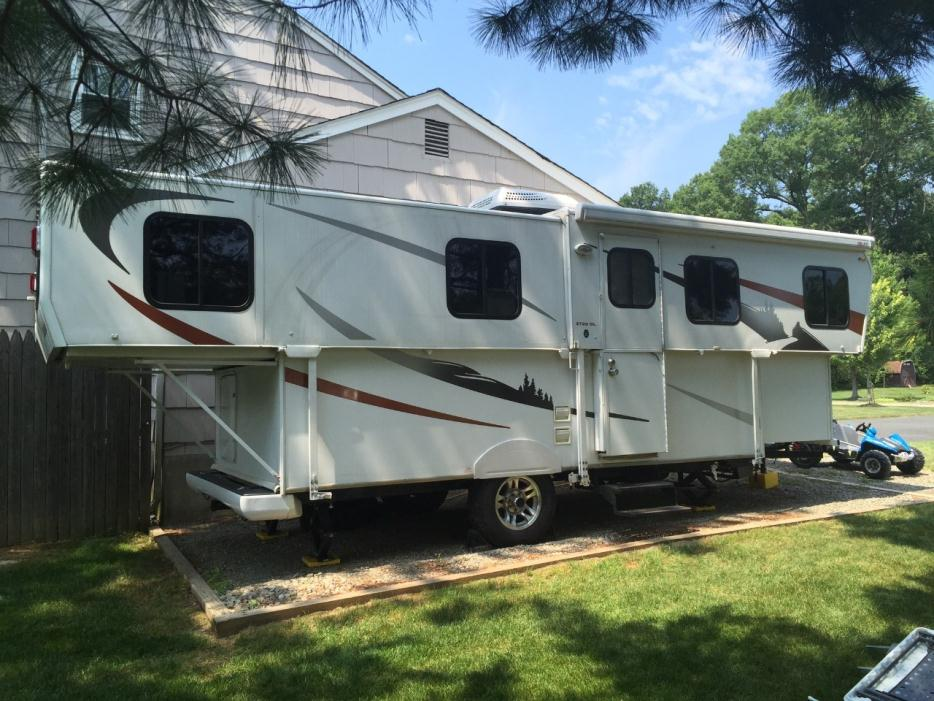 2012 Trailmanor 2720sl