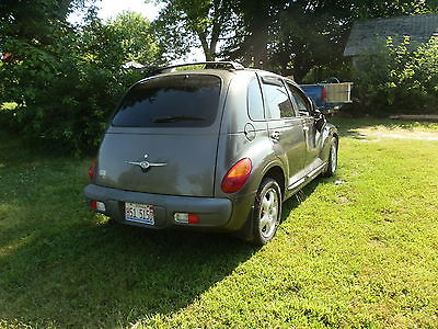 Chrysler : PT Cruiser SPORT WAGON 2001 pt cruiser parts car