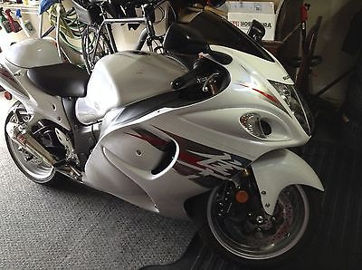 Suzuki : GSX-R Adult owned, low mileage, mint condition, 2012 Hayabusa